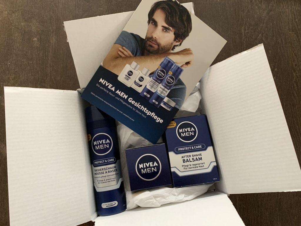 NIVEA MEN Gesichtspflege Paket